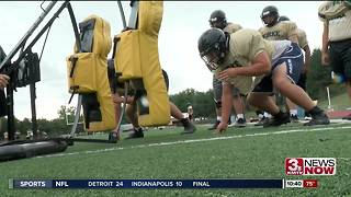 OSI Prep Pigskin Preview: Omaha Burke - Video