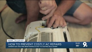 How to prevent costly AC repairs