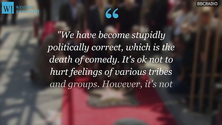 "Mel Brooks Says: ""We Have Become Stupidly Politically Correct."" - Video"