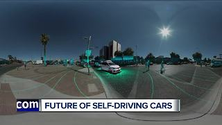 Will Michigan play a role in the future of self-driving cars? - Video