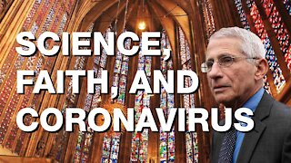 Science, Faith, and Coronavirus