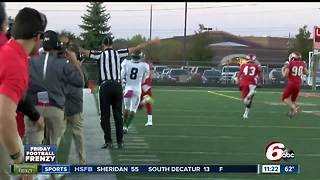 HIGHLIGHTS: Fishers 23, Zionsville 10 - Video