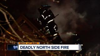 The investigation of a deadly north side house fire continues