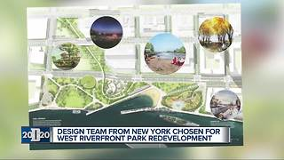 New York design team picked to redevelop Detroit's West Riverfront Park - Video
