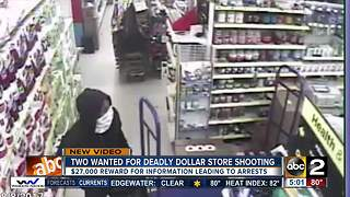 $27K reward offered in murder of Dollar General worker - Video