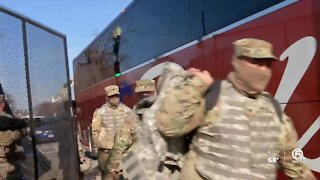 National Guard troops heading to D.C.
