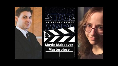 'Star Wars Sequels' w/CS Johnson | StudioJake Movie Makeover Masterpiece 06