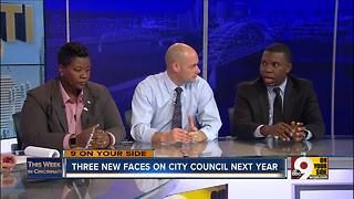 This Week in Cincinnati: 3 new council members talk Western Hills Viaduct, streetcar expansion and more - Video