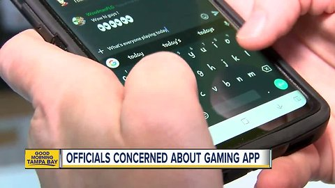 Deputies warn parents about Discord app