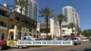 St. Pete considering noise rules for downtown - Video