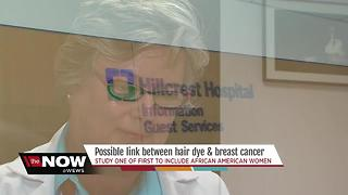 Study finds possible link between hair products and breast cancer - Video