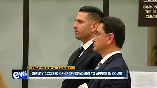 Preliminary hearing set for accused deputy