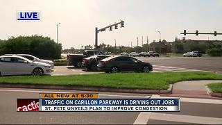 Congestion relief coming for St. Pete's Carillon area - Video