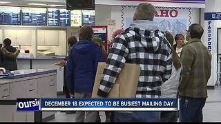 USPS sees record mail volume in Idaho