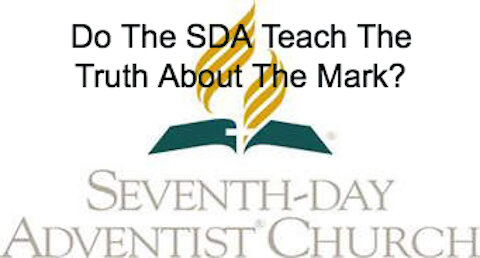 SDA and the Mark of the Beast
