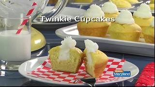 Mr. Food - Twinkie Cupcakes - Video