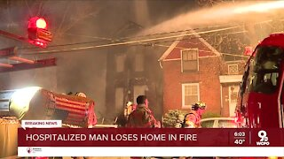 Elmwood Place home a total loss after fire