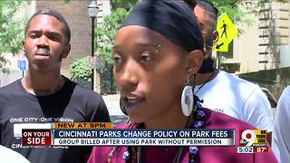 Groups providing homeless services won't pay to use parks - Video