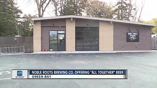 Noble Roots Brewing Company offers 'All Together' beer to benefit hospitality community.