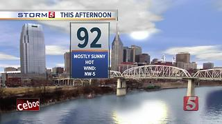 Lelan's Afternoon Forecast: Monday, July 17, 2017 - Video
