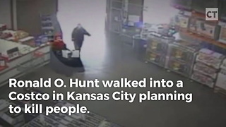 Watch: Off-Duty Cop Drops Thug in Costco, Stops America's Next Mass Killing - Video