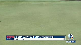 FSGA Amateur Championships - Video