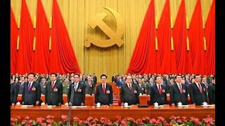 Psychic Focus on Chinese Communist Party