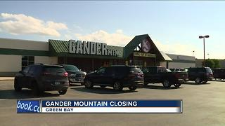 Gander Mountain to close 9 stores in Wisconsin - Video