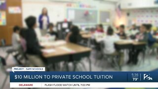 10 Million For Private School Families
