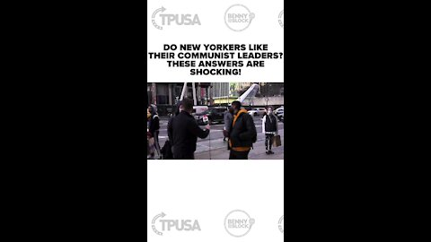 What do New Yorkers think of their Communist Leaders
