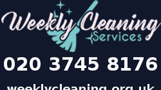 Weekly Cleaning London - Video
