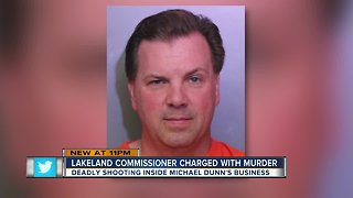 Lakeland city commissioner charged with murder in shooting of man he suspected of shoplifting - Video