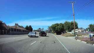 Road rage incident turns into instant karma - Video