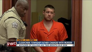Clearcreek Township father charged in baby's murder