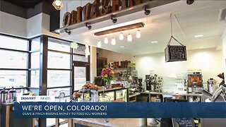 We're Open Colorado: Olive & Finch