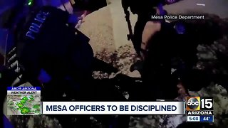 Mesa police chief details departmental changes after high-profile force incidents