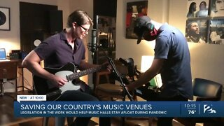 Saving our country's music venues