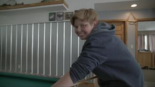 Grant Me Hope: Foster child Jamie likes basketball, video games - Video