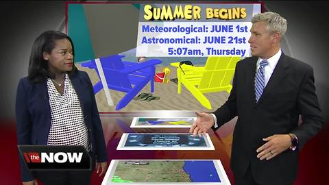 Geeking Out: First day of summer