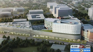 Children's to double patients with new building - Video