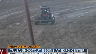 Tulsa shootout begins today at Expo Center - Video