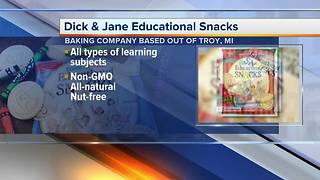 Dick and Jane Educational Snacks - Video