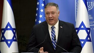 Pompeo Promises Israel Will Have Military Advantage in Middle East