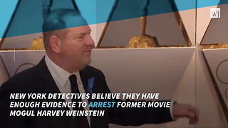 NYPD Investigating Rape Allegations Against Harvey Weinstein - Video