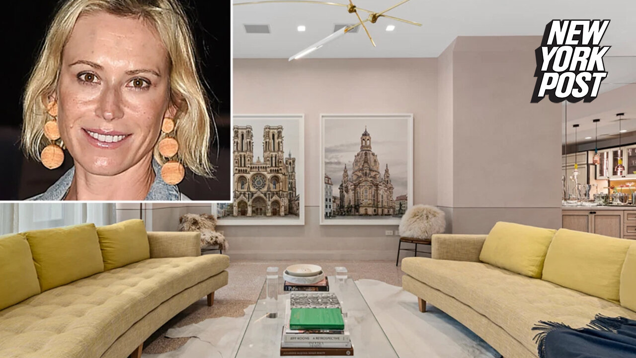 Top interior designer lists her NYC masterpiece home for $8.5M