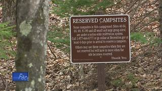 Popular campground re-opens in Oconto County - Video