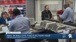 Expect smooth election by mail, says Pima Recorder