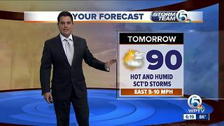 South Florida weather 7/8/18 - 6pm report - Video