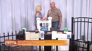 If Hurricane Irma damaged your fence you need to talk to Allied Fence - Video