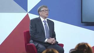 Bill Gates Wants to Build a 'Smart City' With High-speed Internet and Driverless Cars - Video